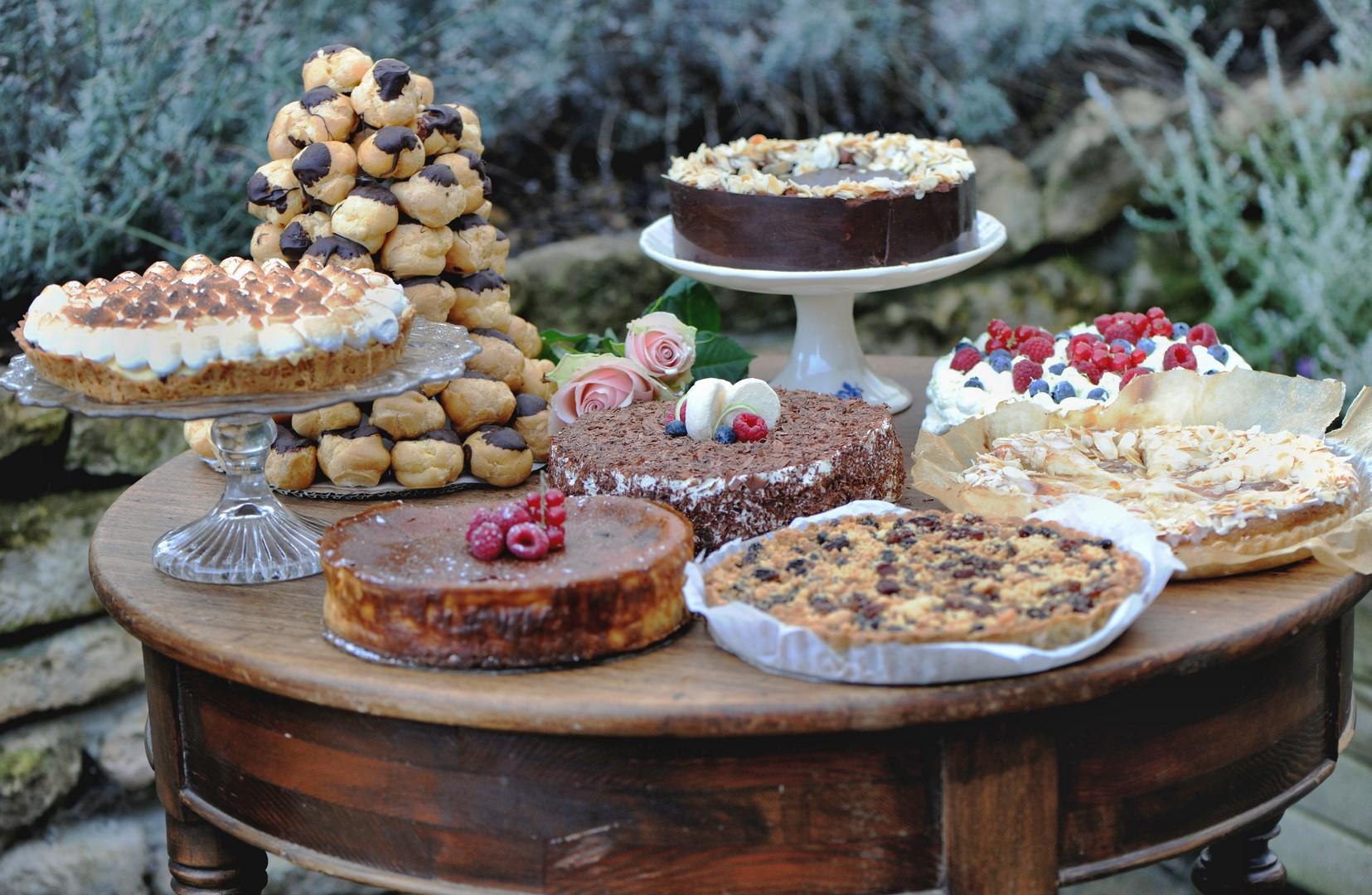 Uitzonderlijk Dessertenbuffet - De Zoete Ridder YQ22